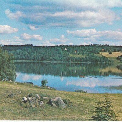 Örträsk Foto: S. Löfgren, Örträsk Ocirkulerat Ägare: Staffan Königsson 10x15