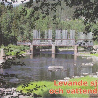 Levande sjöar och vattendrag Ocirkulerat Flottningsdammen i Örträsket.  Foto: Andreas Grahn Ägare: Åke Runnman 10x15