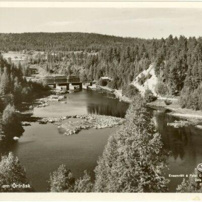 Dammen söder om Örträsk Ocirkulerat Ägare: Åke Runnman 9x14