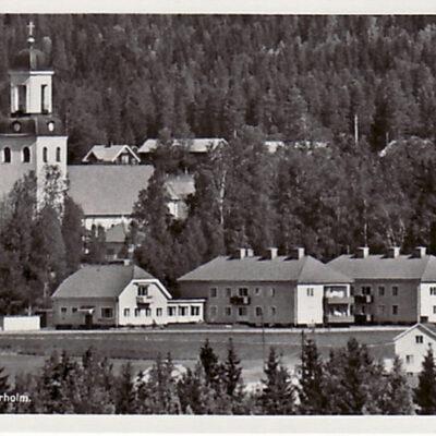 Älvgården Bjurholm Förlag: André Olsson, Bjurholm Oskrivet Ägare: Åke Runnman 9x14