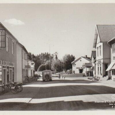 BJURHOLM Förlag: Anderssons Bok- & Pappershandel, Bjurholm, Tel. 9 Ocirkulerat Ägare: Åke Runnman 9x14