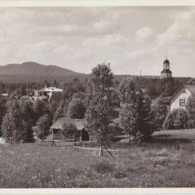 BJURHOLM Förlag: Anderssons Bok- & Pappershandel, Bjurholm Poststämpel oläslig Ägare: Åke Runnman 9x14