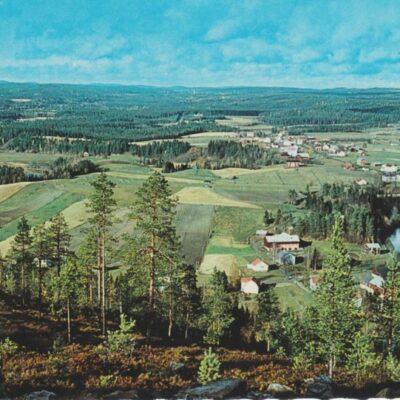 Rågberget. Agnäs Förlag: Anderssons Bok & Pappershandel Eftr. BjurholmOcirkuleratÄgare: Åke Runnman10x15