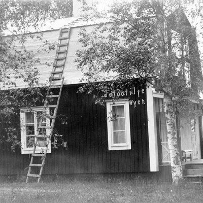 Klara Perssons hus
