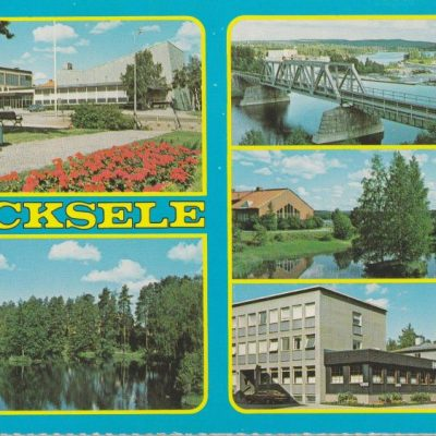 LYCKSELE Foto: Dino Sassi Poststämplat 28/11 1985 Ägare: Åke Runnman 10x15