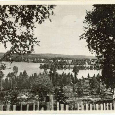 Fredrika Poststämplat 20/8 1938 Ägare: Åke Runnman