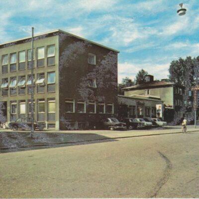 Lycksele. Stora Hotellet Förlag: Bodéns Bokhandel i Lycksele AB Ocirkulerat Ägare: Åke Runnman 10x15