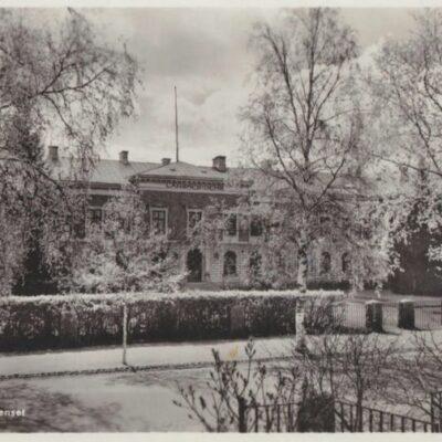 UMEÅ. LänsresidensetP oststämplat 1950-07-14Ägare: Ivar Söderlind9x14