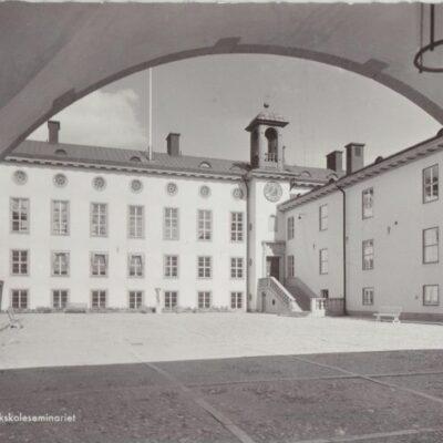 UMEÅ. Folkskoleseminariet Pressbyrån 22459 Poststämpel oläslig Ägare: Ivar Söderlind 10x15