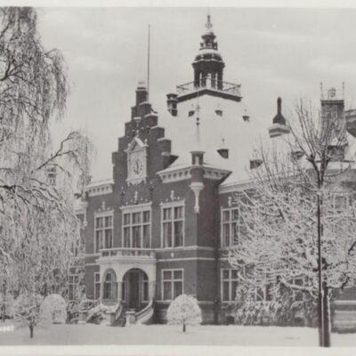 UMEÅ. Rådhuset Pressbyrån 60623 Ocirkulerat Ägare: Åke Runnman 9x14