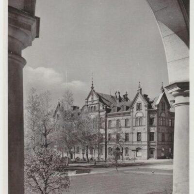 UMEÅ. Stora Hotellet Pressbyrån 60418OcirkuleratÄgare: Åke Runnman9x14