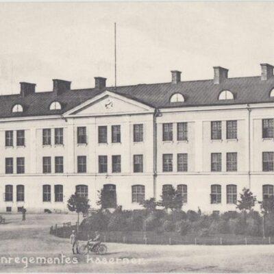 Kungl. Norrlands Dragonregementes kaserner Ägare: Ivar Söderlind 18x8
