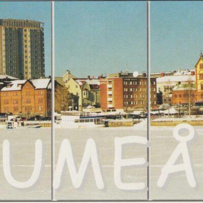UMEÅ E. Danielsson AB, Genevad Poststämplat 2007-04-01 Ägare: Ivar Söderlind 10x15