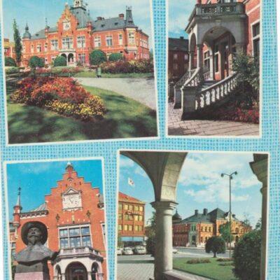 UMEÅ Hallens foto Poststämplat 1973-07-13 Ägare: Ivar Söderlind 10x15