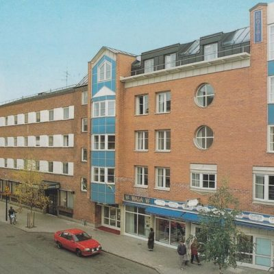 HOTEL WASA Scankort ABOcirkuleratÄgare: Ivar Söderlind10x15