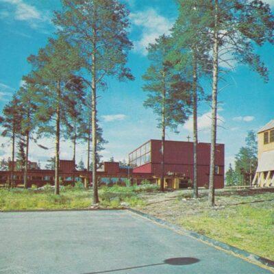 Ålidhemskyrkan, Umeå Ocirkulerat Ägare: Ivar Söderlind 10x15