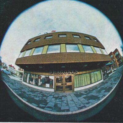 HOTELL DRAGONEN Foto: Bo Ljungblom. Umeå tryckPoststämplat 1971-02-08Ägare: Ivar Söderlind10x15