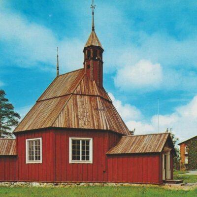 UMEÅ Helena Elisabeth Kyrkan Gammlia Förlag: K. Rune Lundström AB, Skellefteå Ocirkulerat Ägare: Ivar Söderlind 10x15