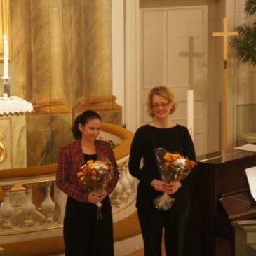 Julkonsert i Örträsk kyrka