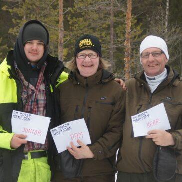 Några bilder från Pimpel-DM i Mörtsjön