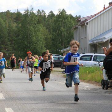 Bilder från Örträsksjön Runt