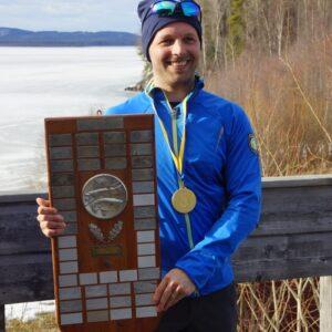 Martin Södergårds, Svegs SFK segrade i herrseniorklassen