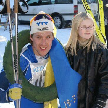 Tredje segern för Peter Edén, IFK Umeå