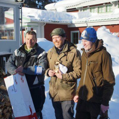 I vuxenklassen blev Andreis Loza tvåa, Anders Rimmevik segrare och Felix Olofsson trea.