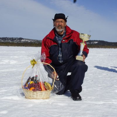 Torleif Söderlund, segrade för andra året på raken