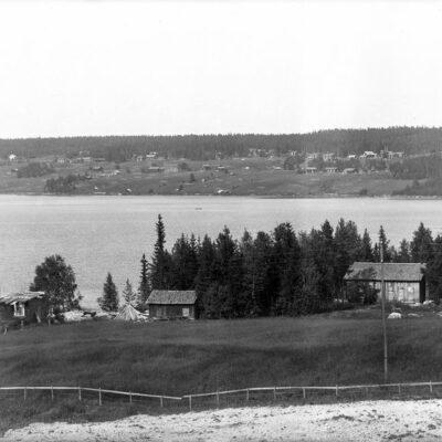 Augusti 2019. En bild från Klara Perssons bilder hos Västerbottens museum, men vilket hus är det?