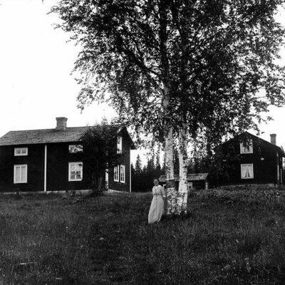 Oktober 2020. Bäckfors, Långsele. Omkring 19... Foto: Klara Persson