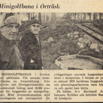Januari 2021. Från 4 november 1969 i VK