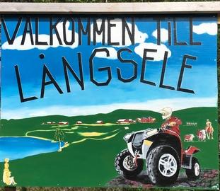 Lokalkrönika i Västerbottningen av Ingrid Gustafsson