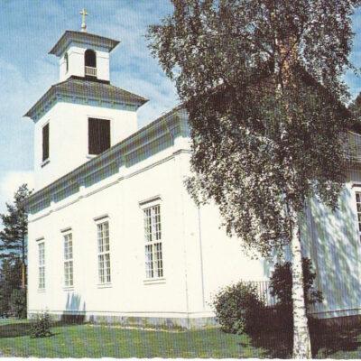 Örträsk kyrka Ocirkulerat Foto: M. Axelsson Ägare: Åke Runnman 10x15