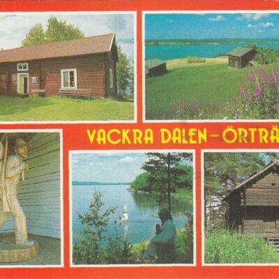 Vackra dalen - Örträsk Copyright: FOTOCETRA - Lycksele Ocirkulerat Ägare: Åke Runnman 10x15