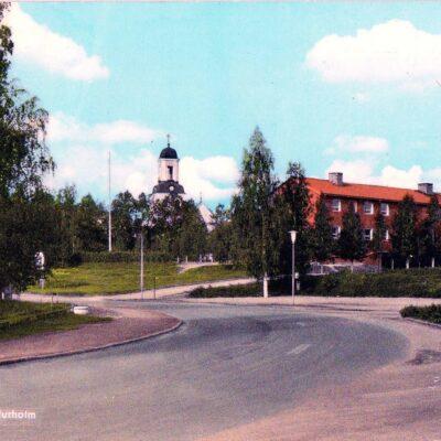 Parti av Bjurholm Förlag: H. Ericssons Tob-& Pappershandel, BjurholmPoststämpel oläsligÄgare: Åke Runnman10x15