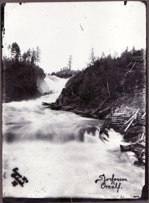 Storforsen 1898
