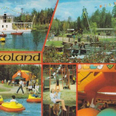 Lyckoland Copyright: Grönlunds Foto, Skansholm, Vilhelmina Poststämpel oläslig Ägare: Ivar Söderlind 10x15