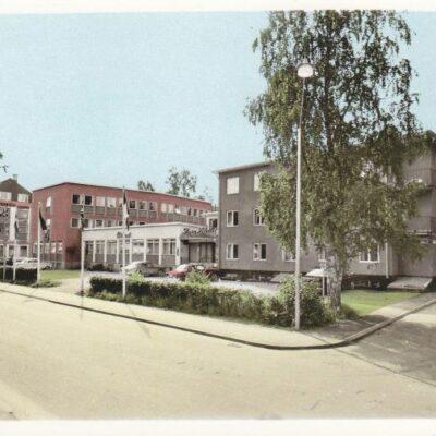 Stora Hotellet, Lycksele