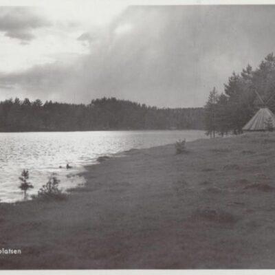 LYCKSELE. Gamplatsen Pressbyrån 60447 Ocirkulerat Ägare: Åke Runnman 9x14