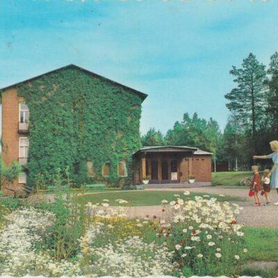 Västerbottens Läns Museum. Umeå AB Grafisk Konst Poststämplat 1967-08-02 Ägare: Ivar Söderlind 10x15