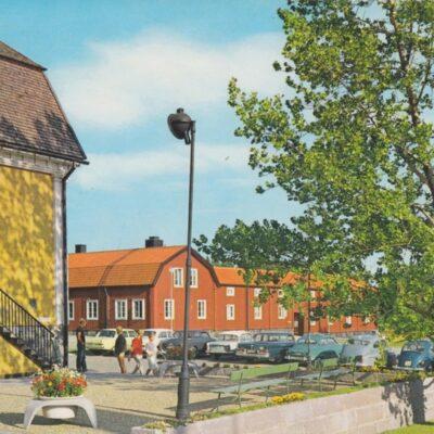 Umeå. Gammlia. Vandrarhemmet Lars Färgares Copyright: Sven Hörnell, Riksgränsen, Sweden Ocirkulerat Ägare: Åke Runnman 10x15