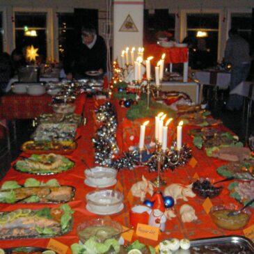 Julbord på Pärlan