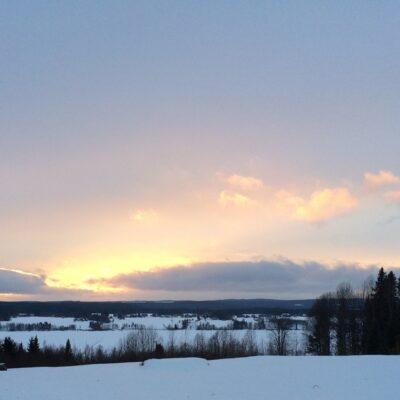 2015-02-20 Ett riktigt himlaspel Foto: Åke Runnman